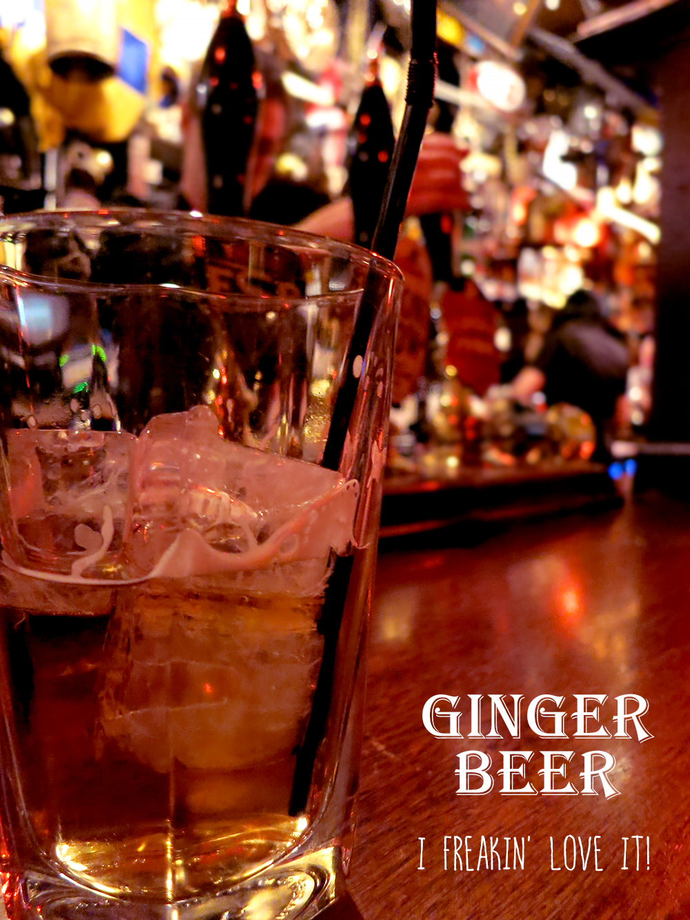 London Pub Ginger Beer