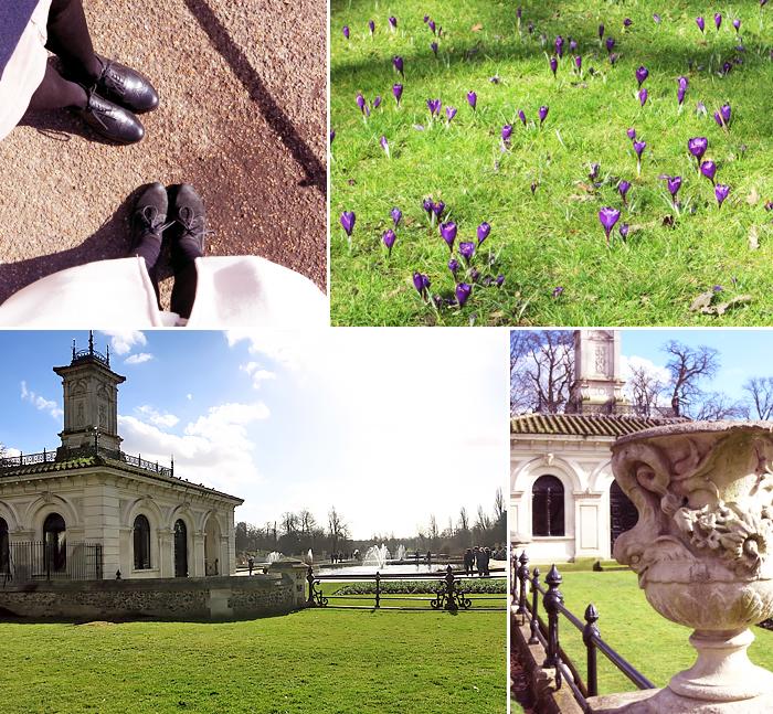 London Kensigton Gardens