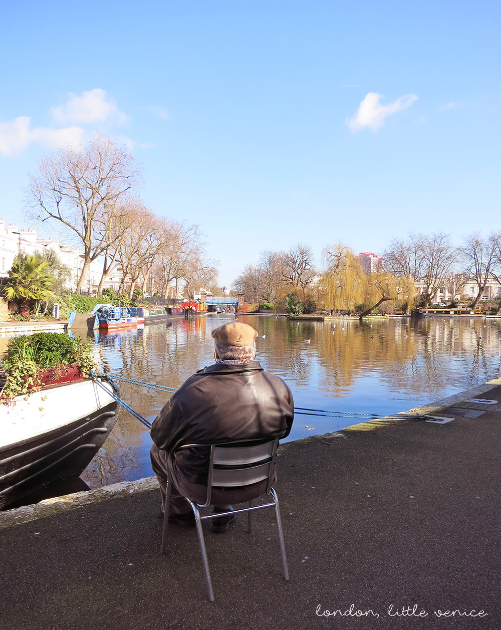 London Notting Hill Little Venice