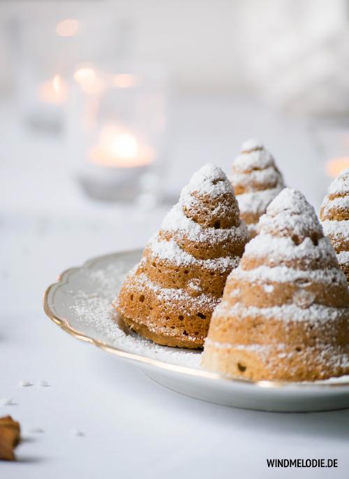 Muffin Tannenbaum.Tannenbaum Muffin Kuchen Rezept Zimt Duni Cheri