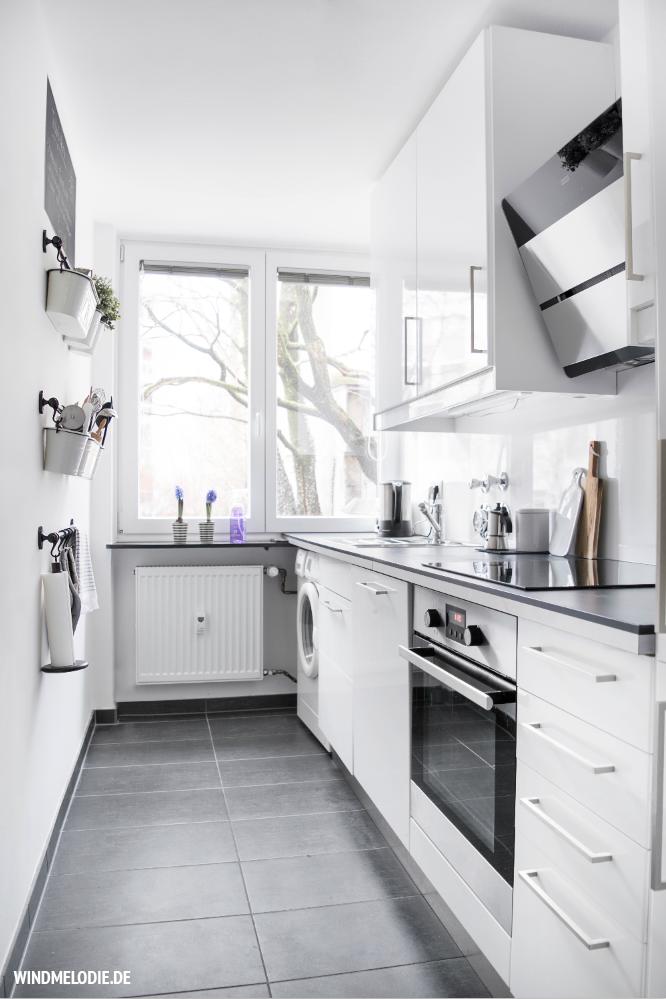 Kleine Küche Einrichtung Ideen Scandi Style Skandinavisch