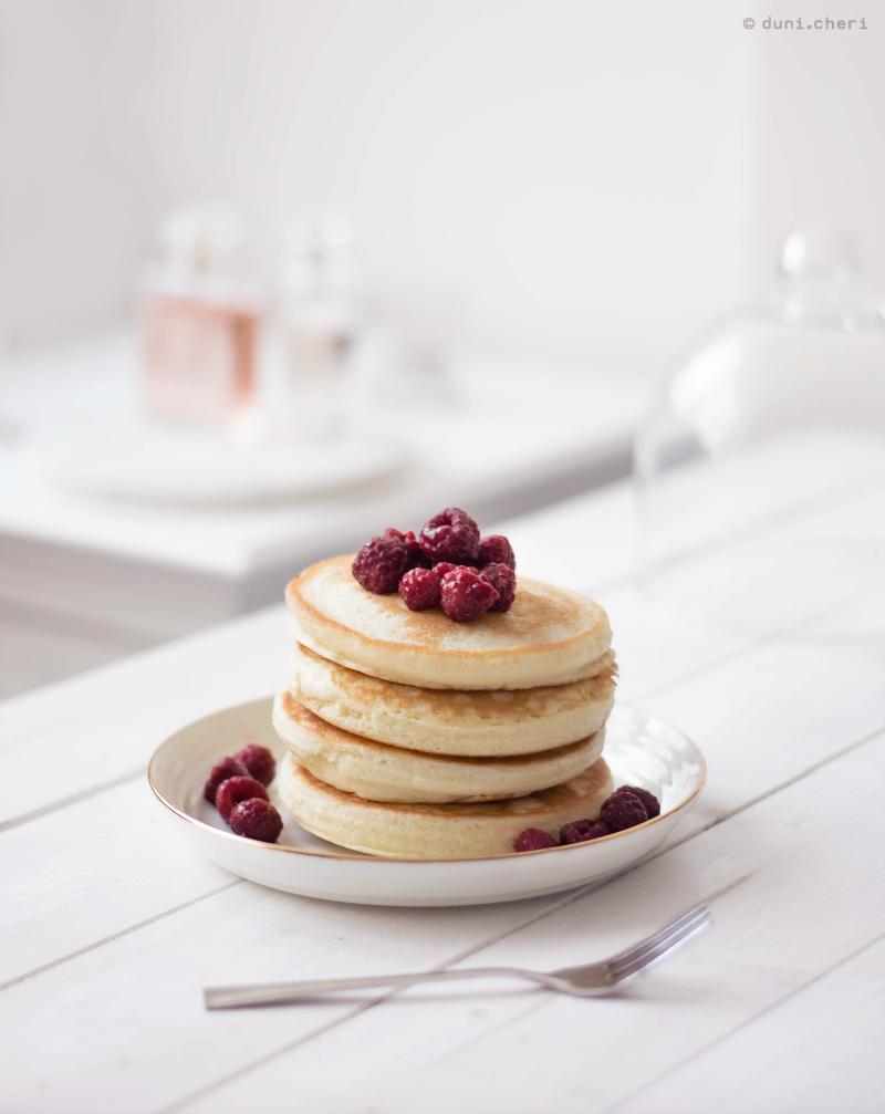 fluffige american pancakes rezept