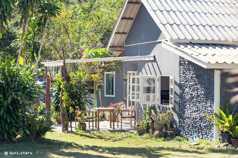 Cozy House Backpacker Unterkunft Thailand