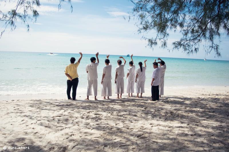 thailand strand ko kut
