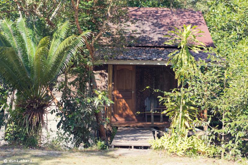 Thailand Holzhütte