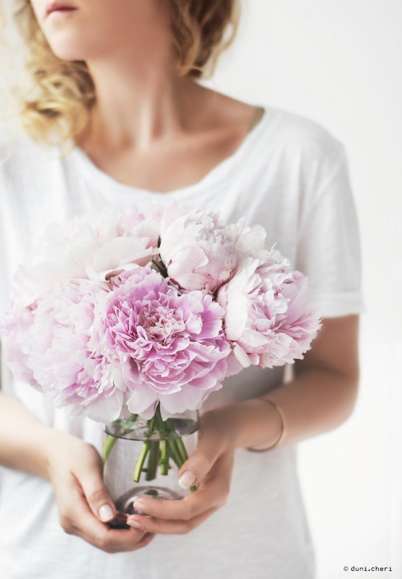 pfingstrosen pink vase house doctor rosa