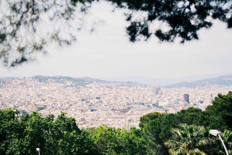 barcelona insider tipps reise stadt berg aussicht