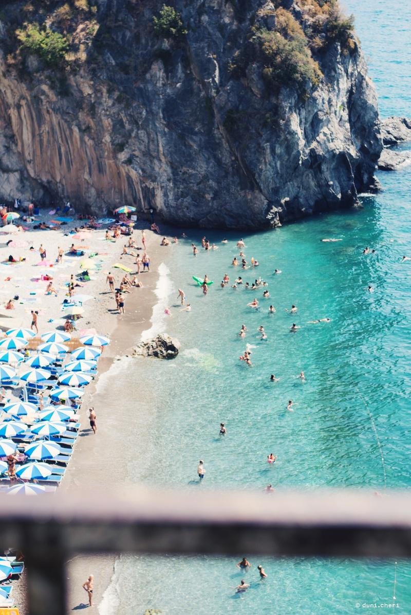 amalfi Küste strand meer blau