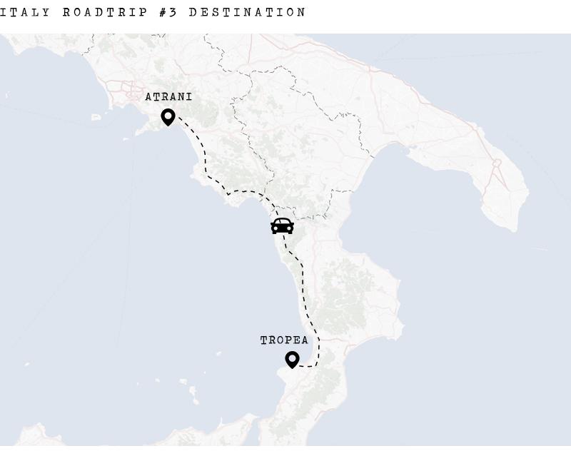 italien map