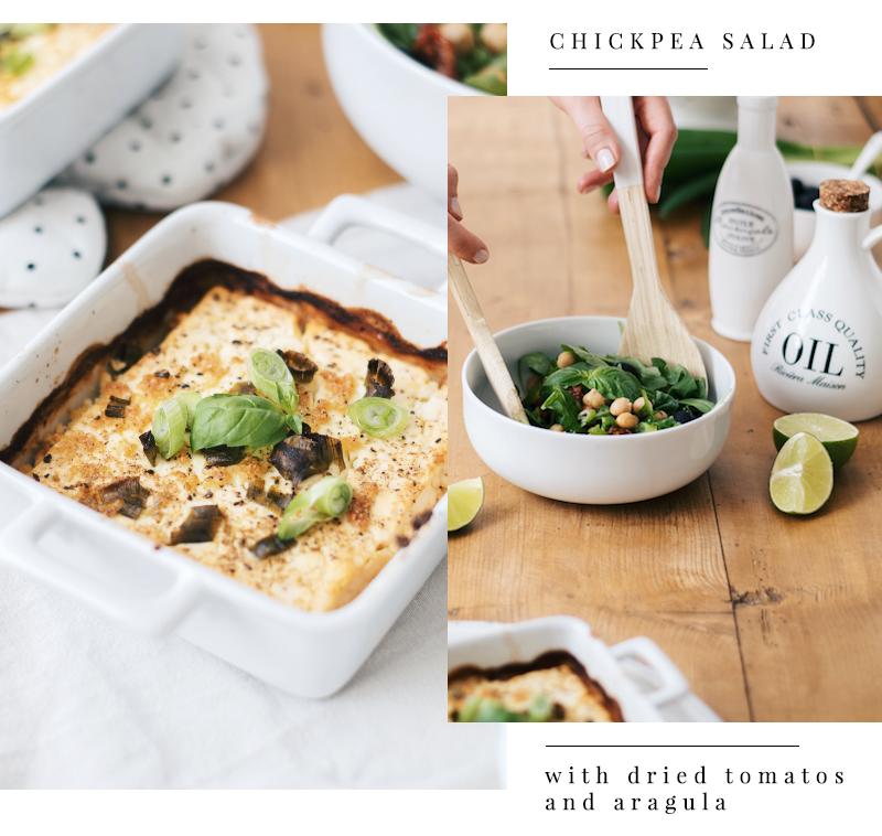 rezept schafskäse kichererbsen salat