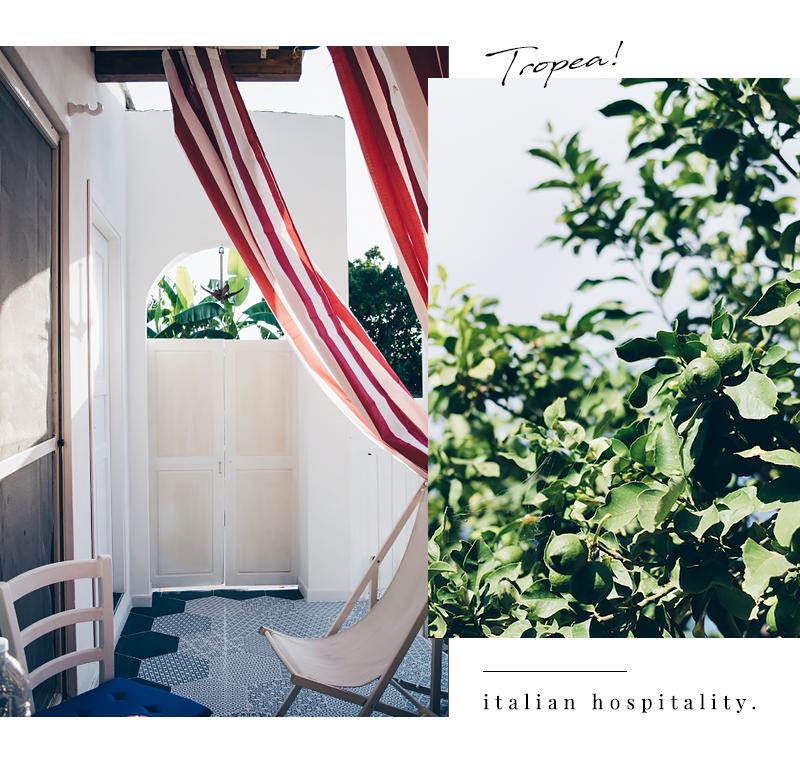 tropea italien unterkunft