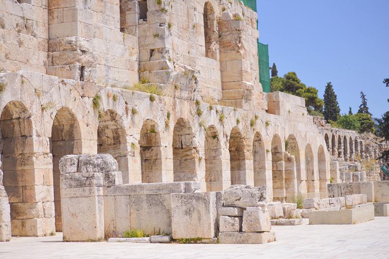 Griechenland Akropolis