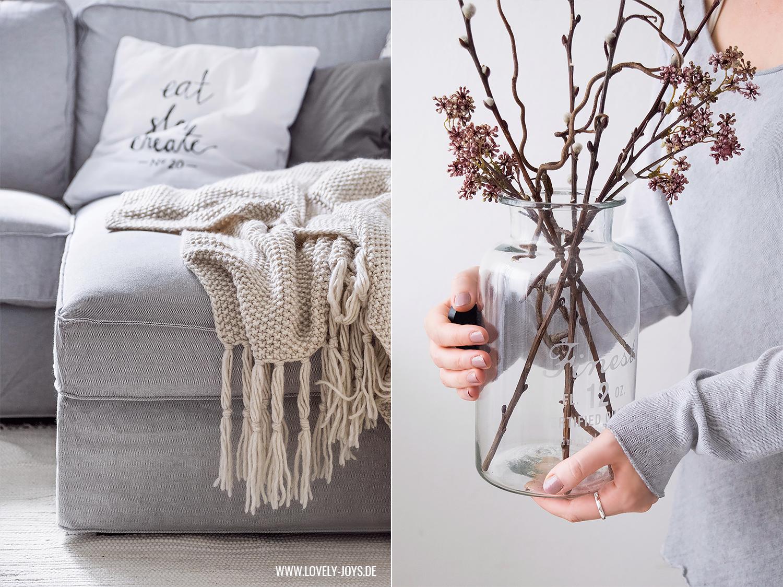 Herbstliches Wohnzimmer | duni.cheri