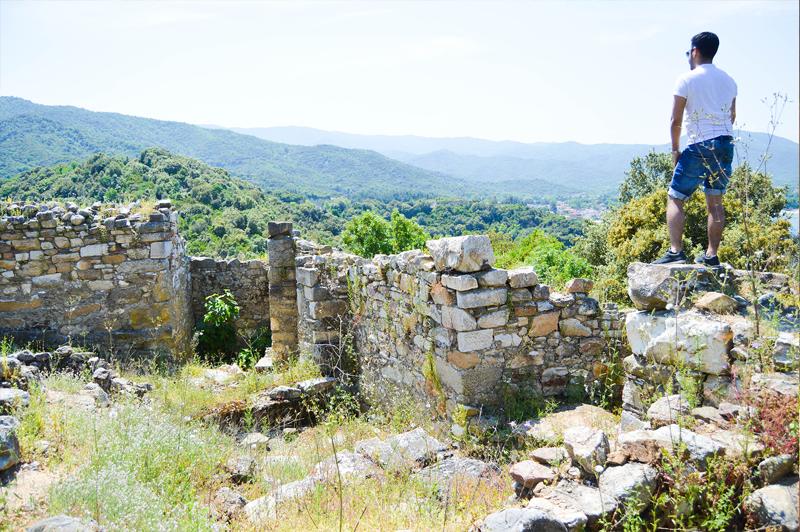Ausgrabungen in Griechenland