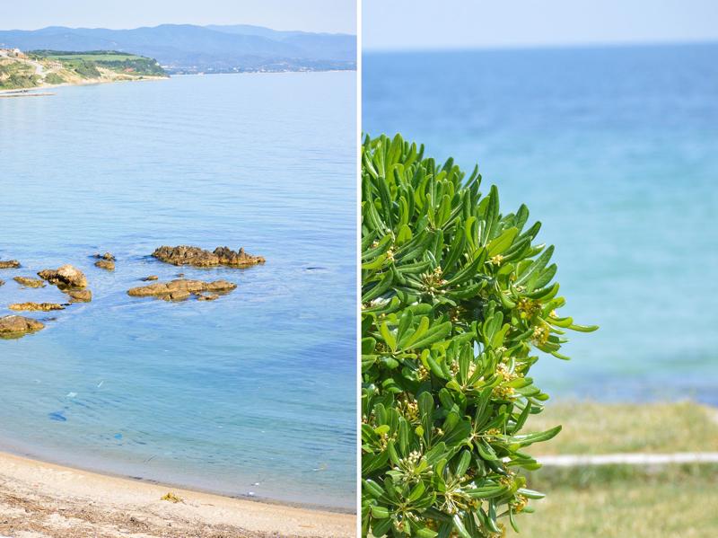 Griechenland Reise Strand
