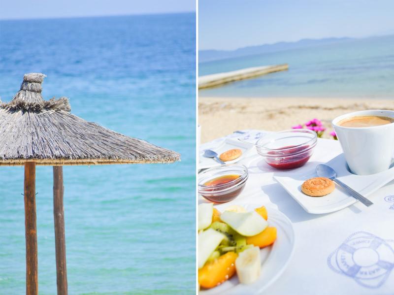 Griechenland Strand Reise Bericht