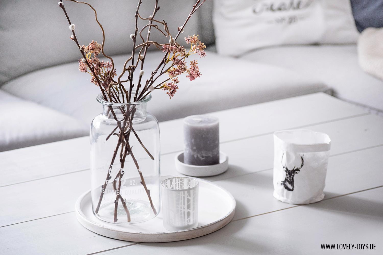 Scandinavian Interior Skandinavisch Einrichtung Wohnzimmer Herbst Dekoration