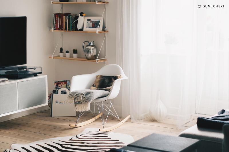 skandinavische Wohnung Kopenhagen