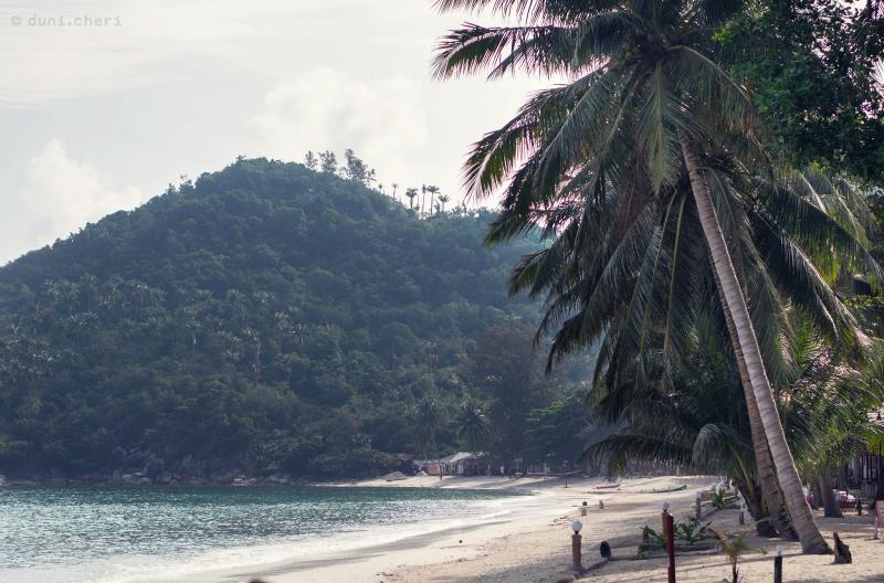 thailand bottle beach koh phangan