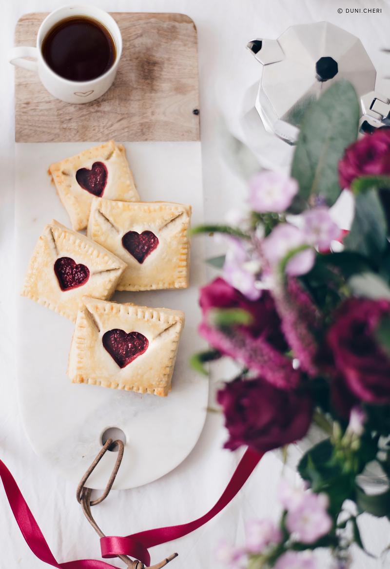 loveletter pies valentinstag diy idee