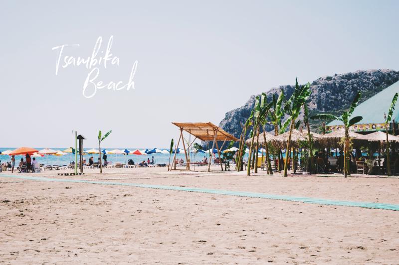 tsambika beach rhodos