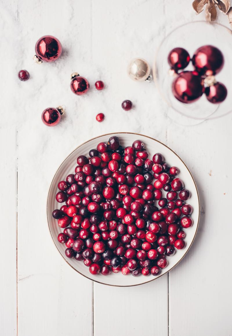 cranberries weihnachten rezept