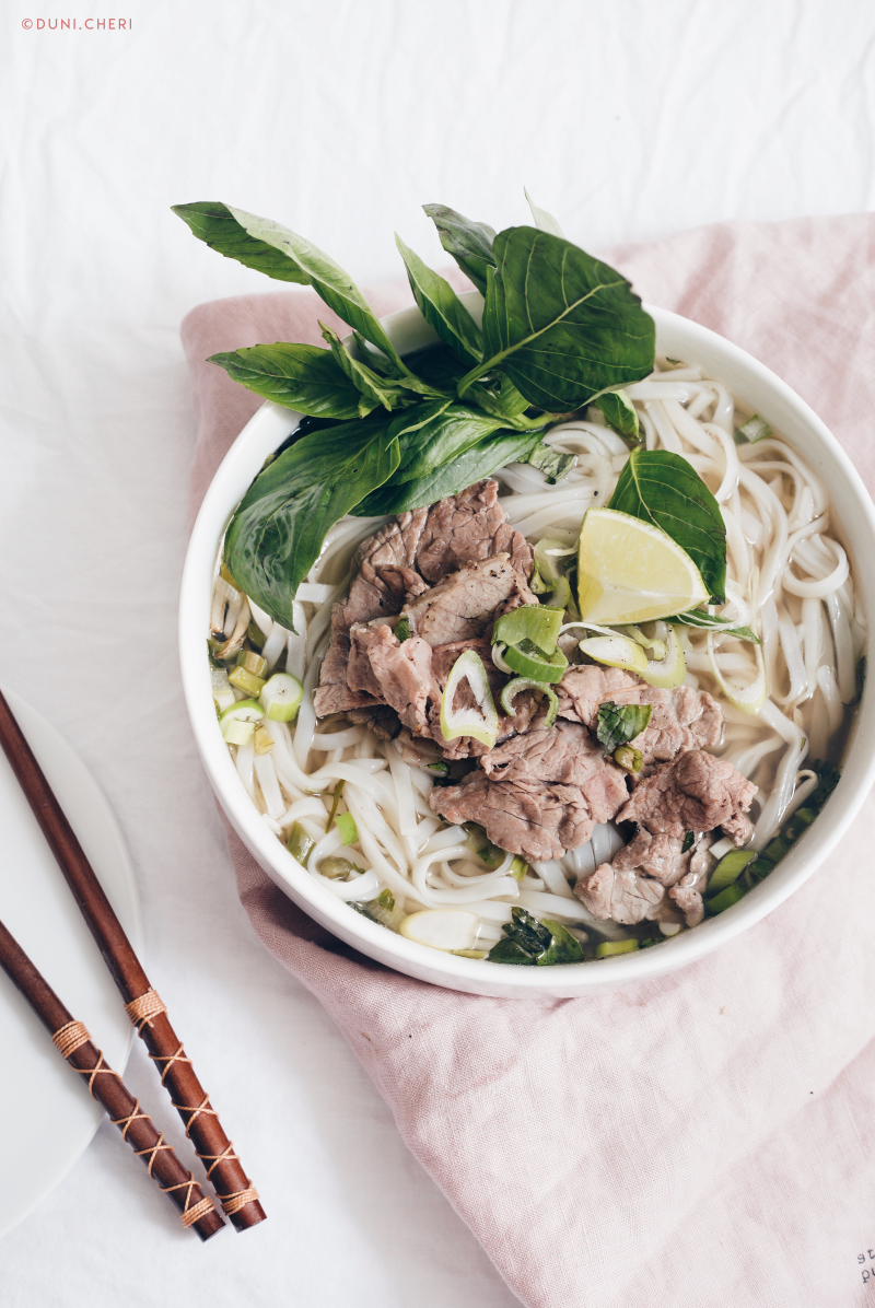 pho bo suppe rezept