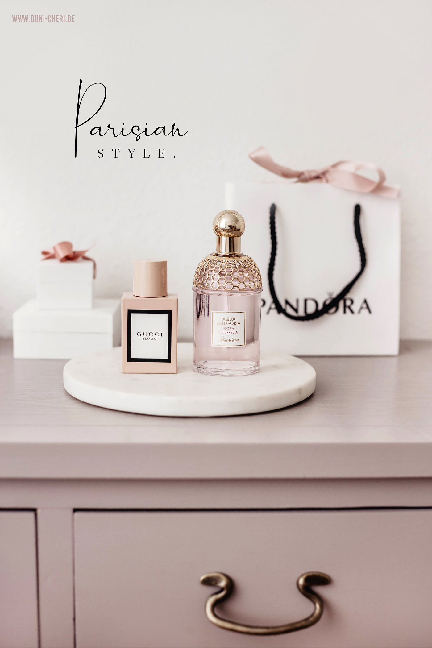gucci guerlain parfum parisian interior