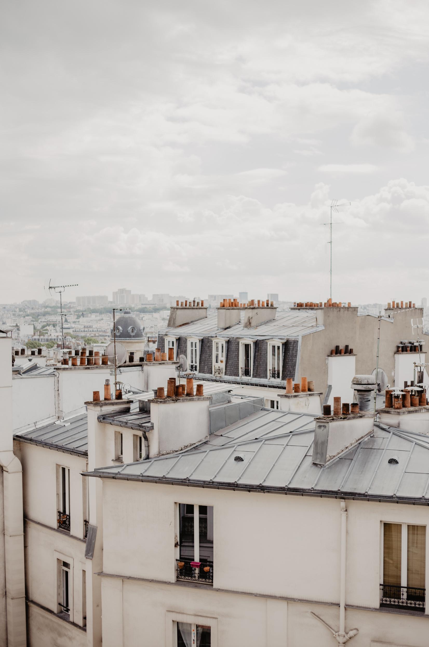 Paris Dächer
