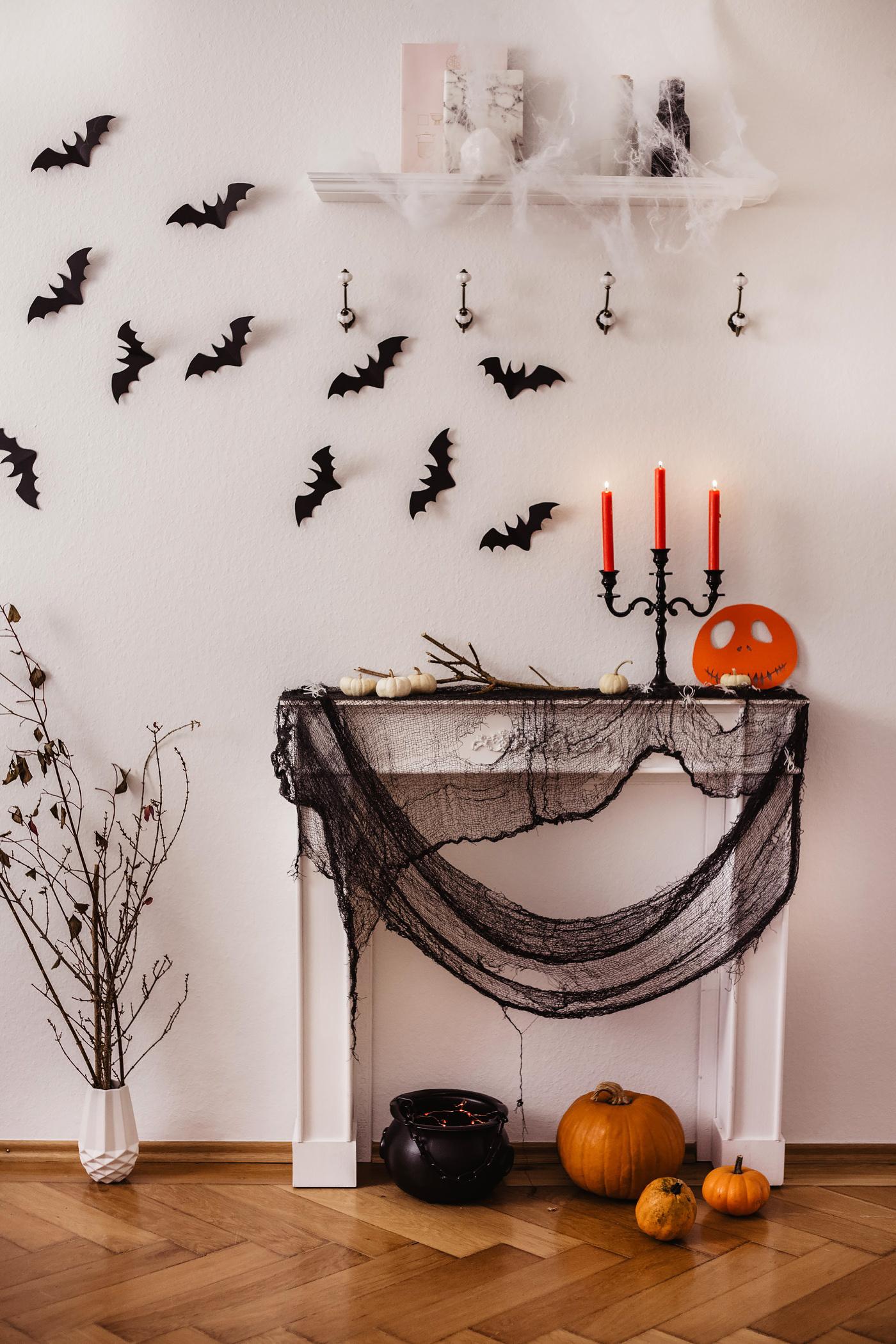 halloween deko selber machen diy