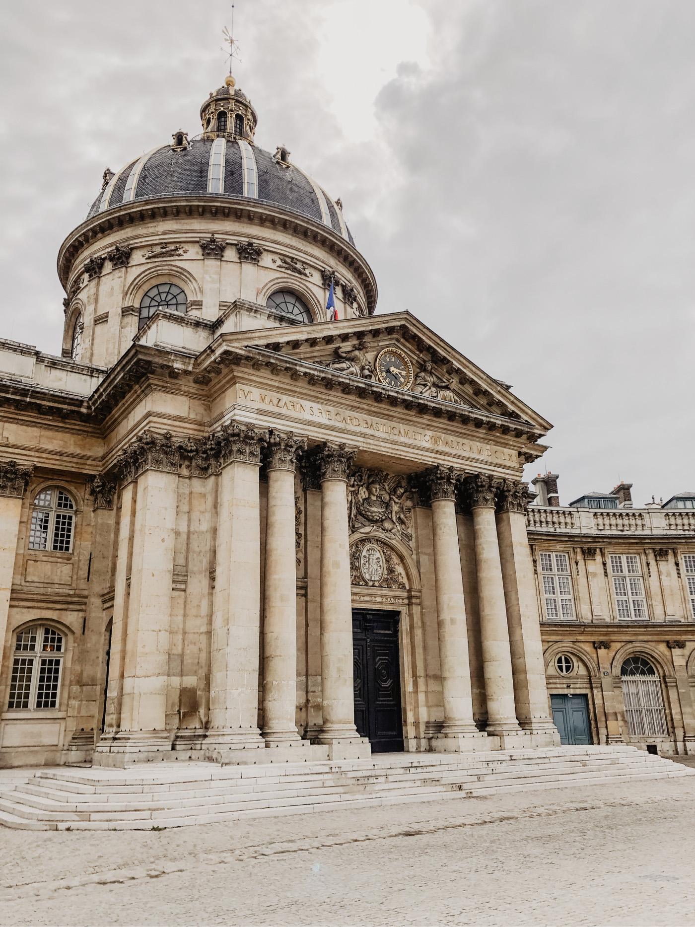 Paris Reise Bericht