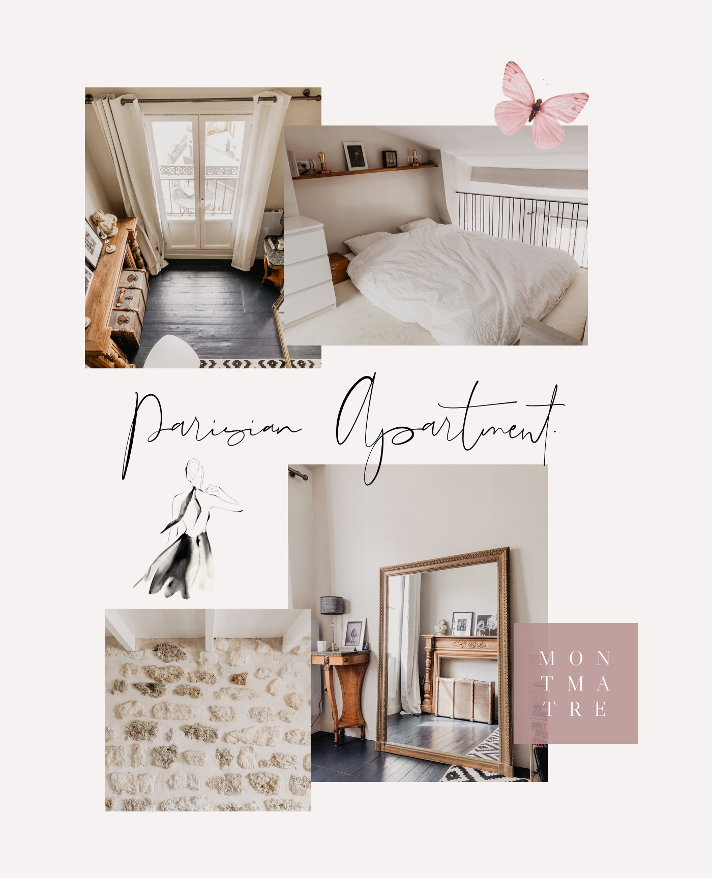 parisian apartment ideen
