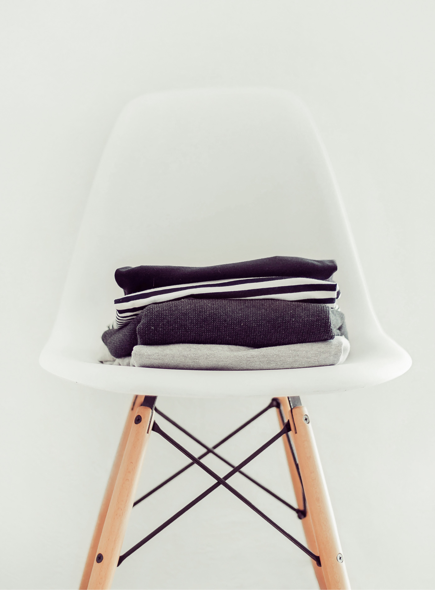 slow fashion tipps eames chair