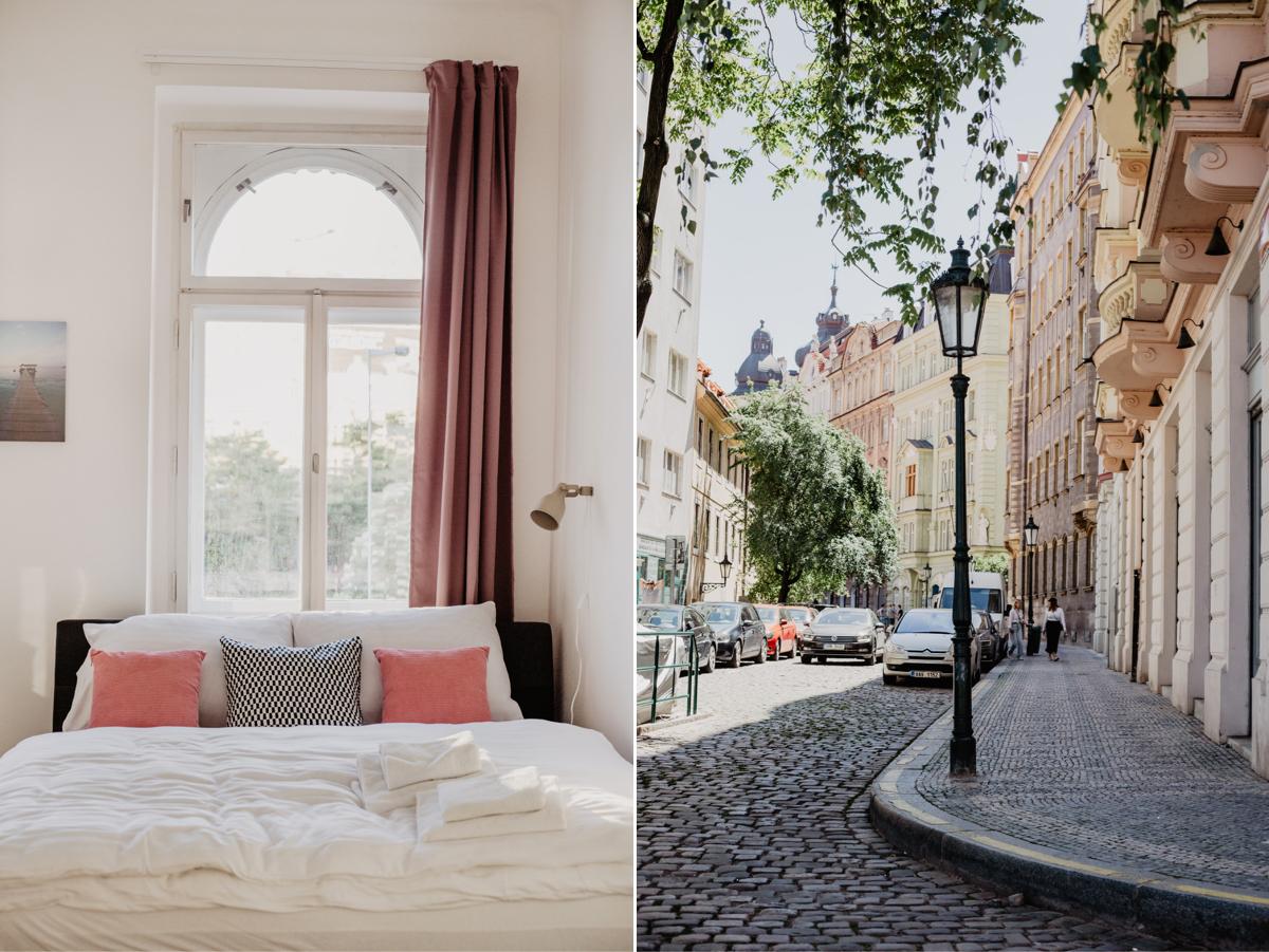 unterkunft prag tipps airbnb