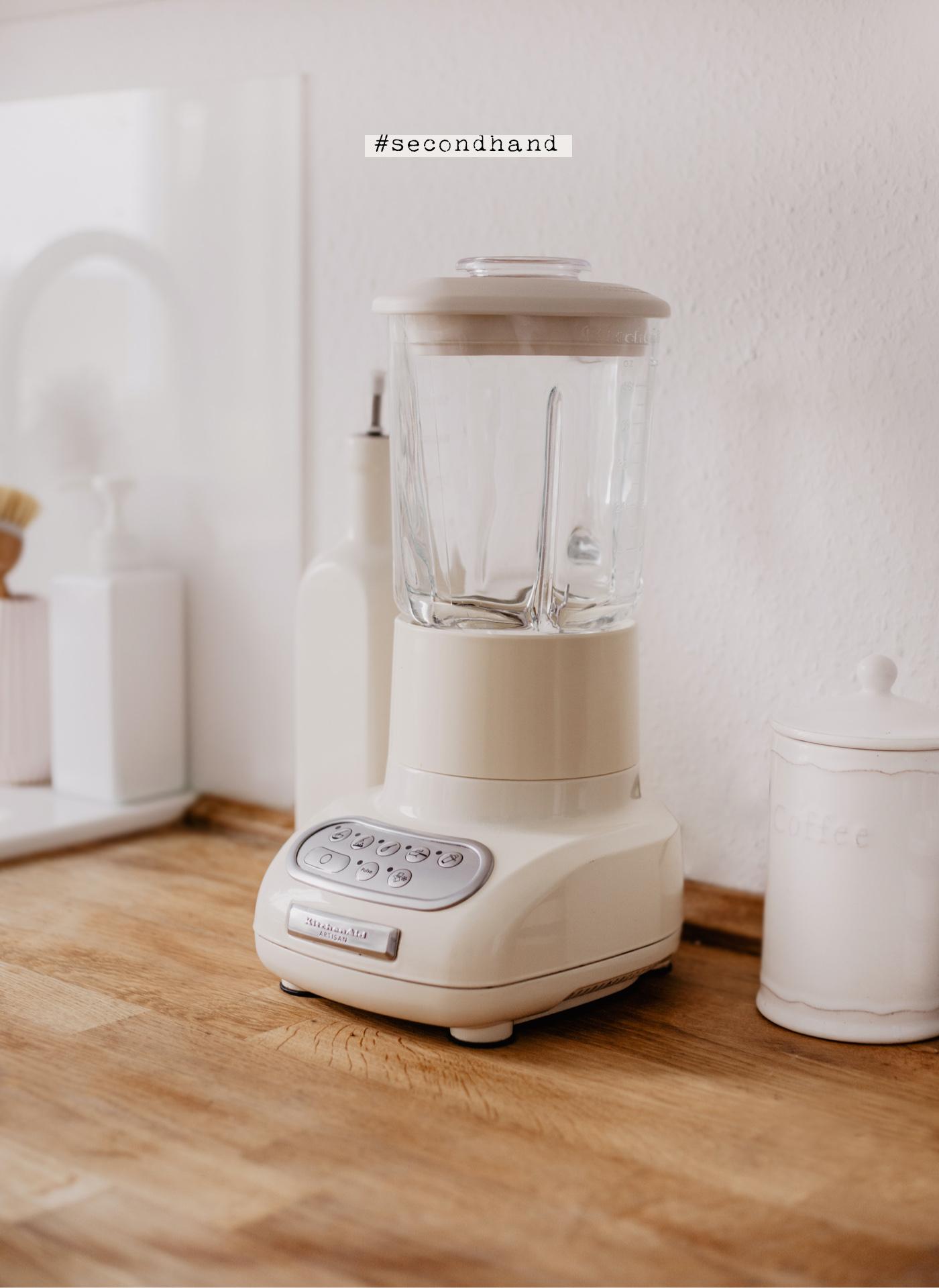 kitchen aid standmixer creme weiß