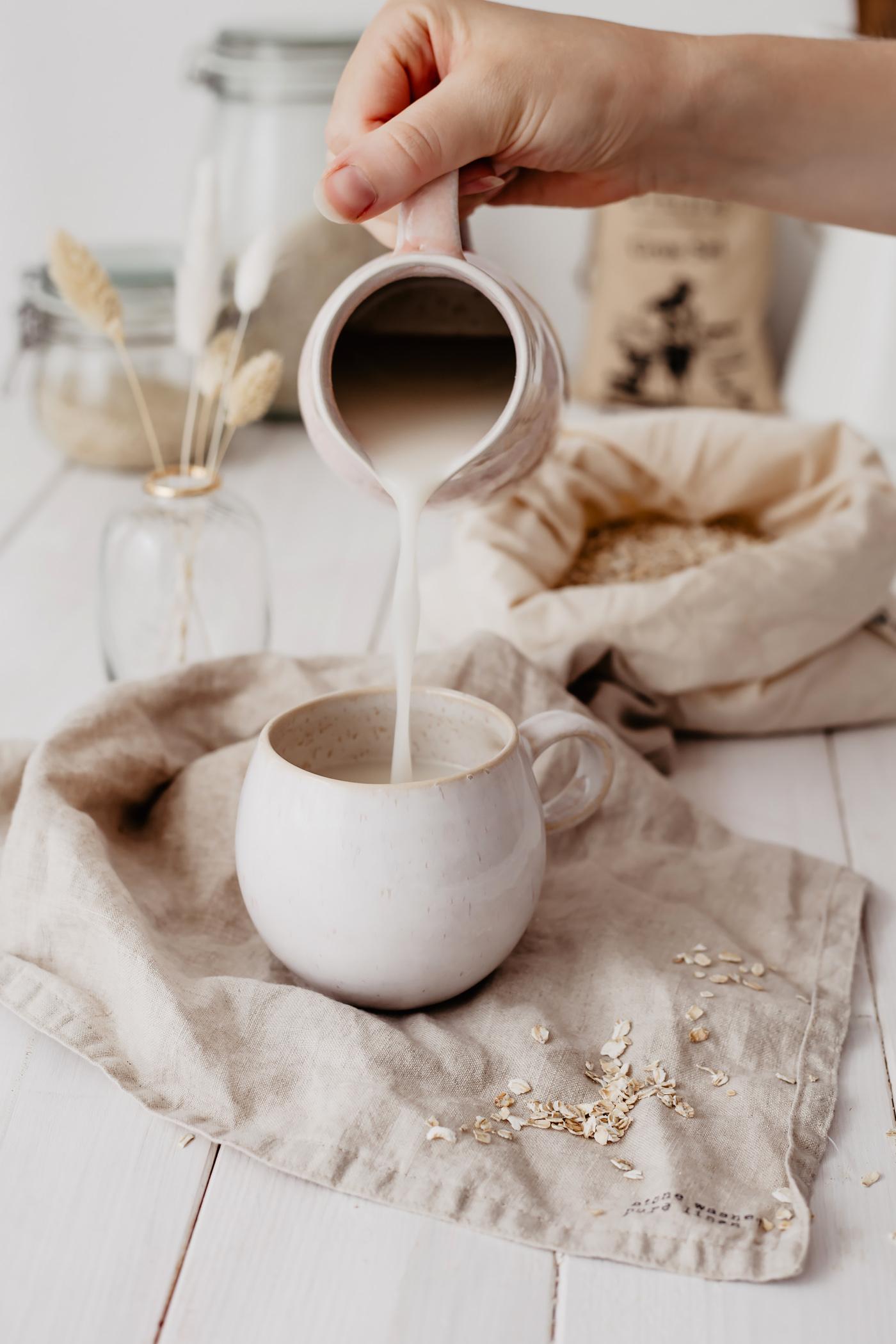 rezept hafermilch selber machen