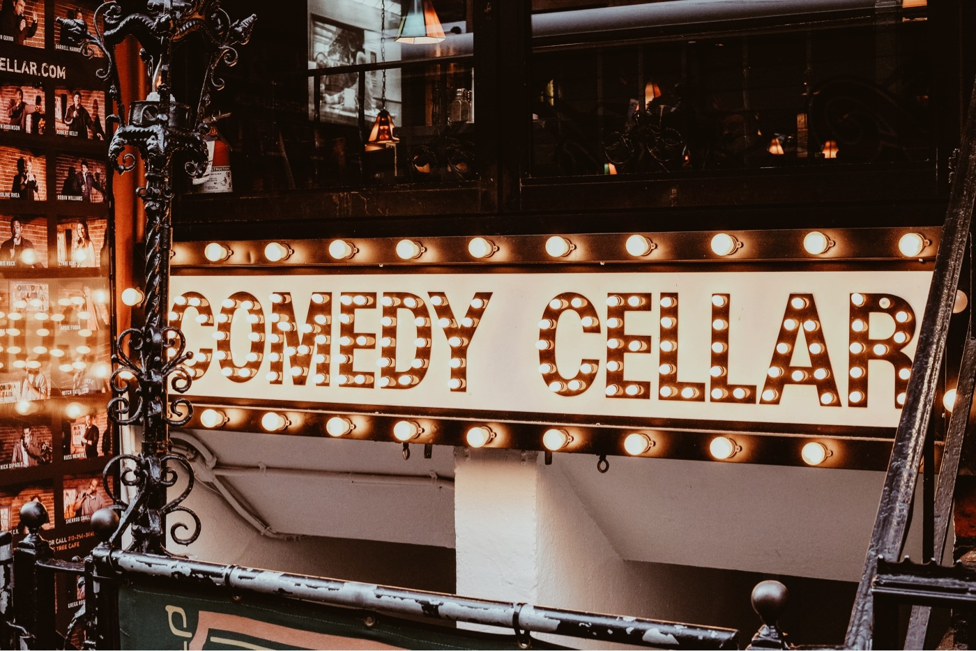 comedy cellar new york manhattan