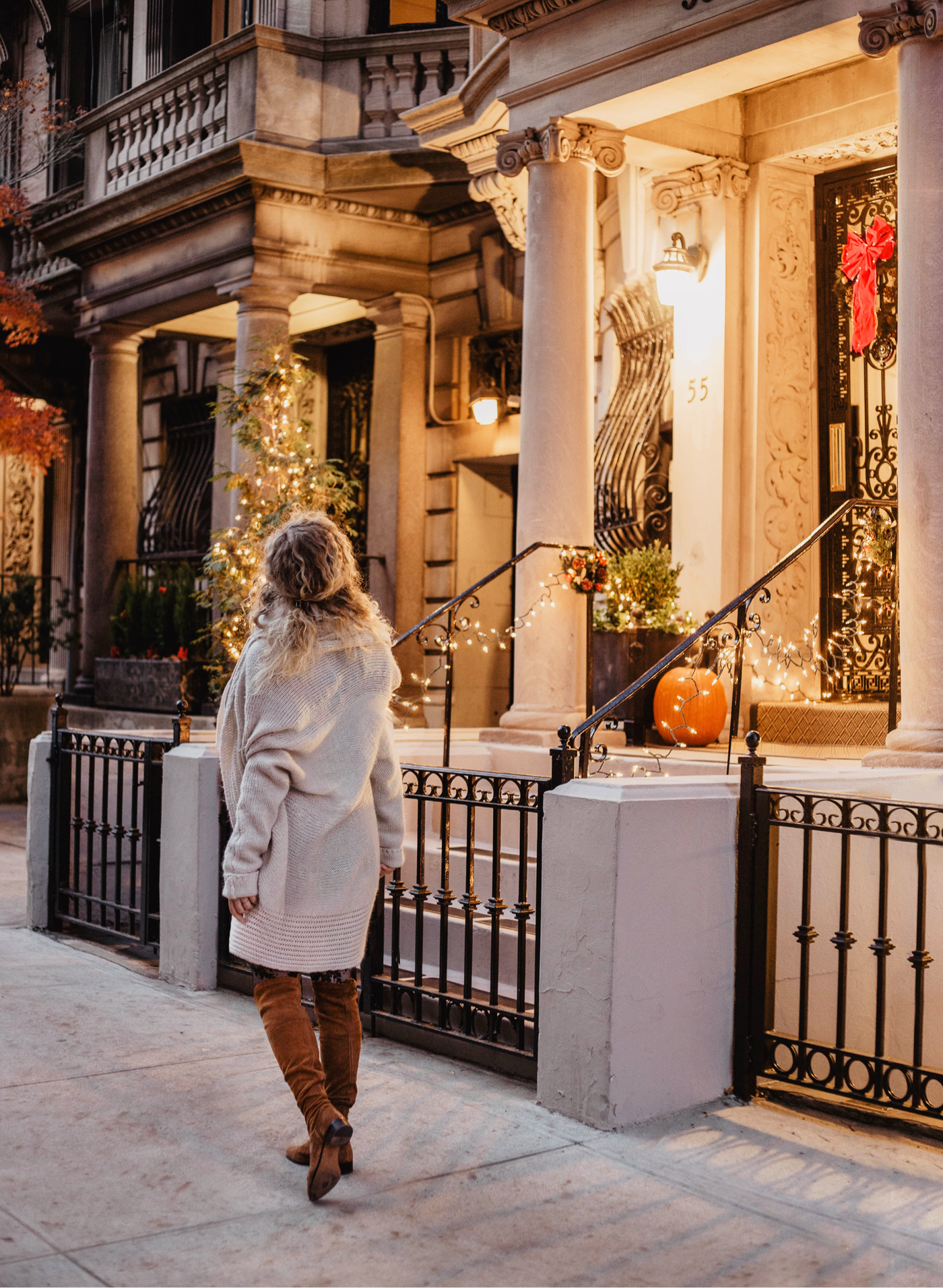 weihnachten new york tipps manhattan upper east side