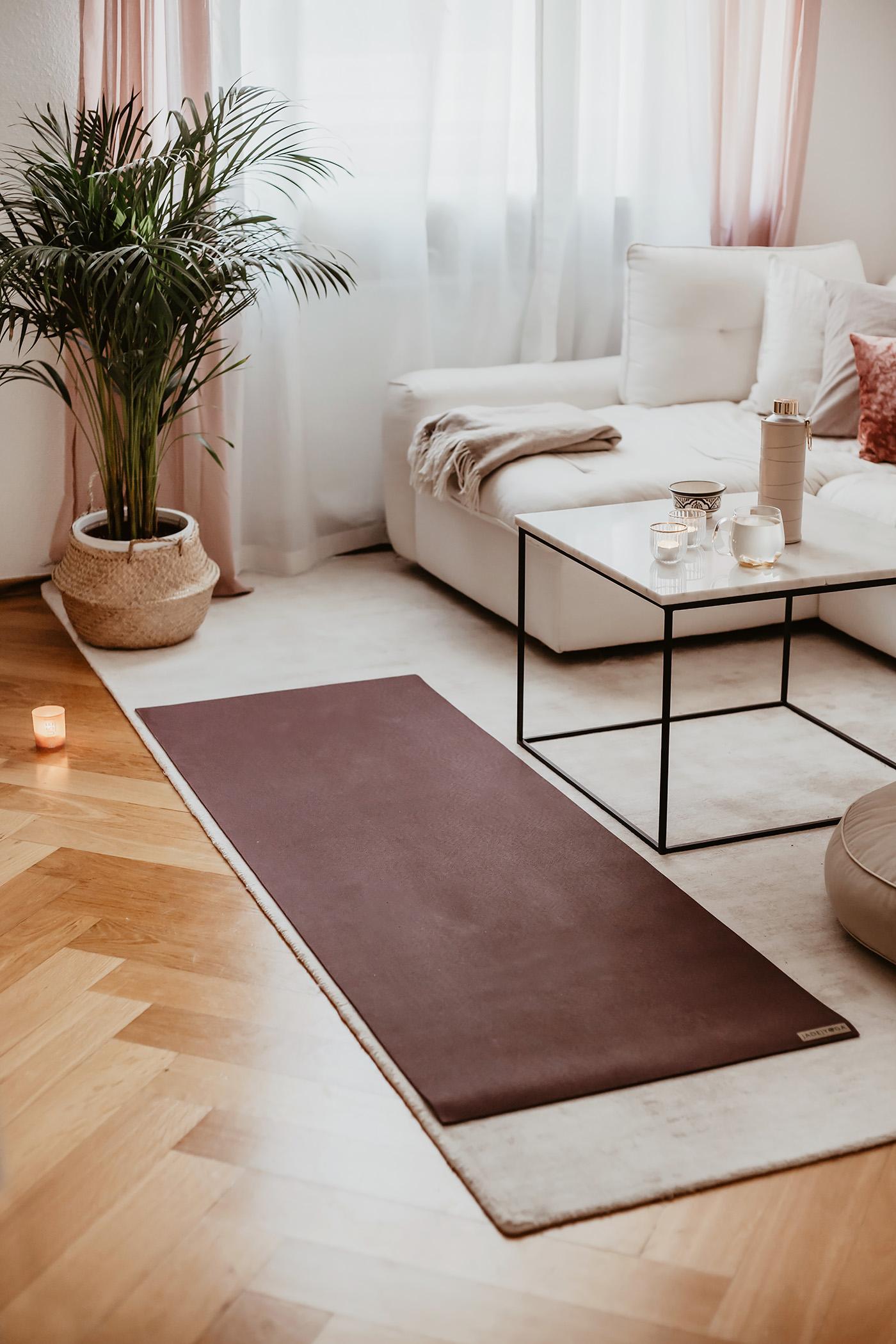 yoga matte fair nachhaltigkeit rutschfest