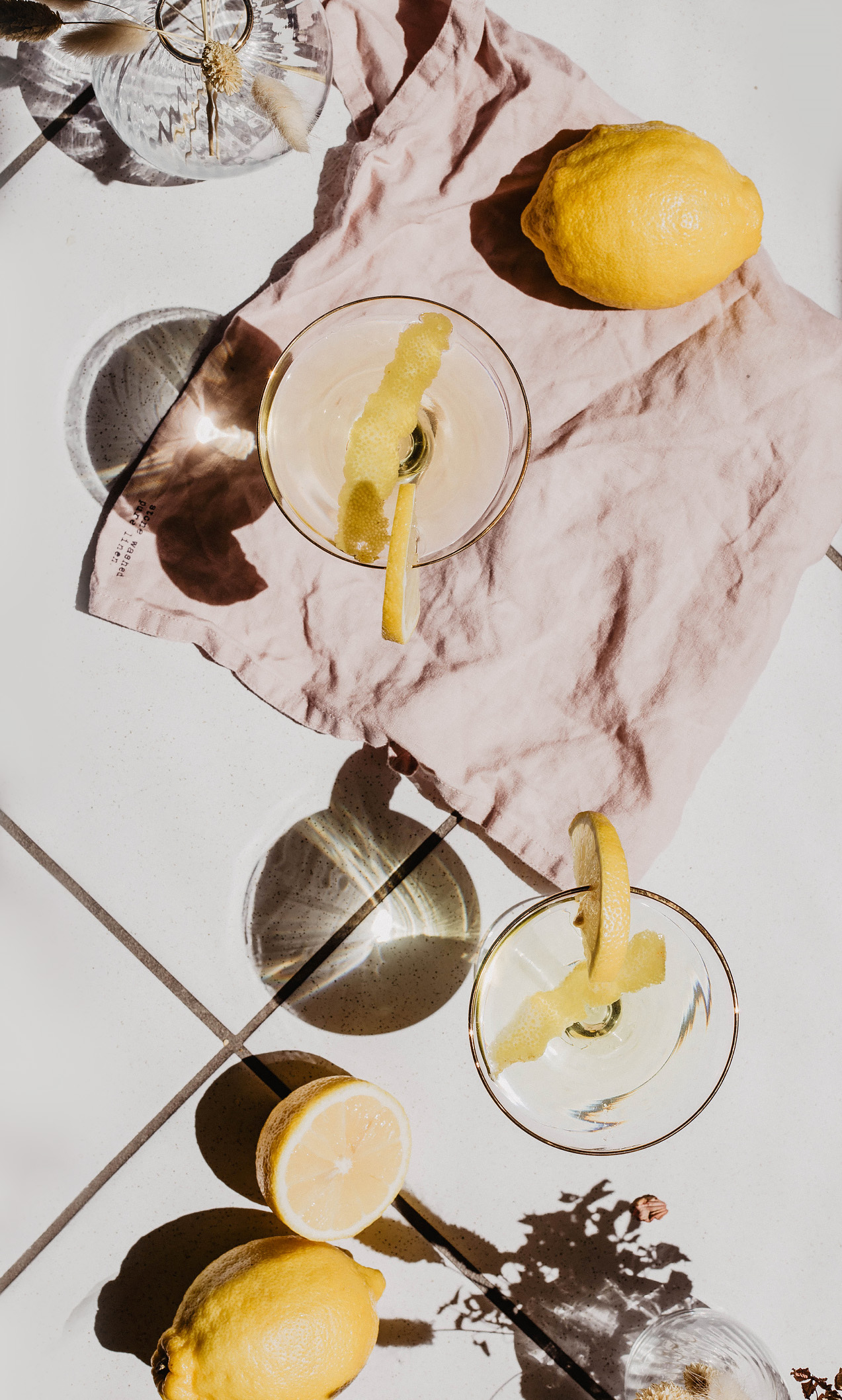 limoncello spritz drink rezept