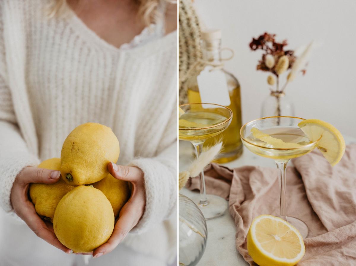 limoncello spritz rezept