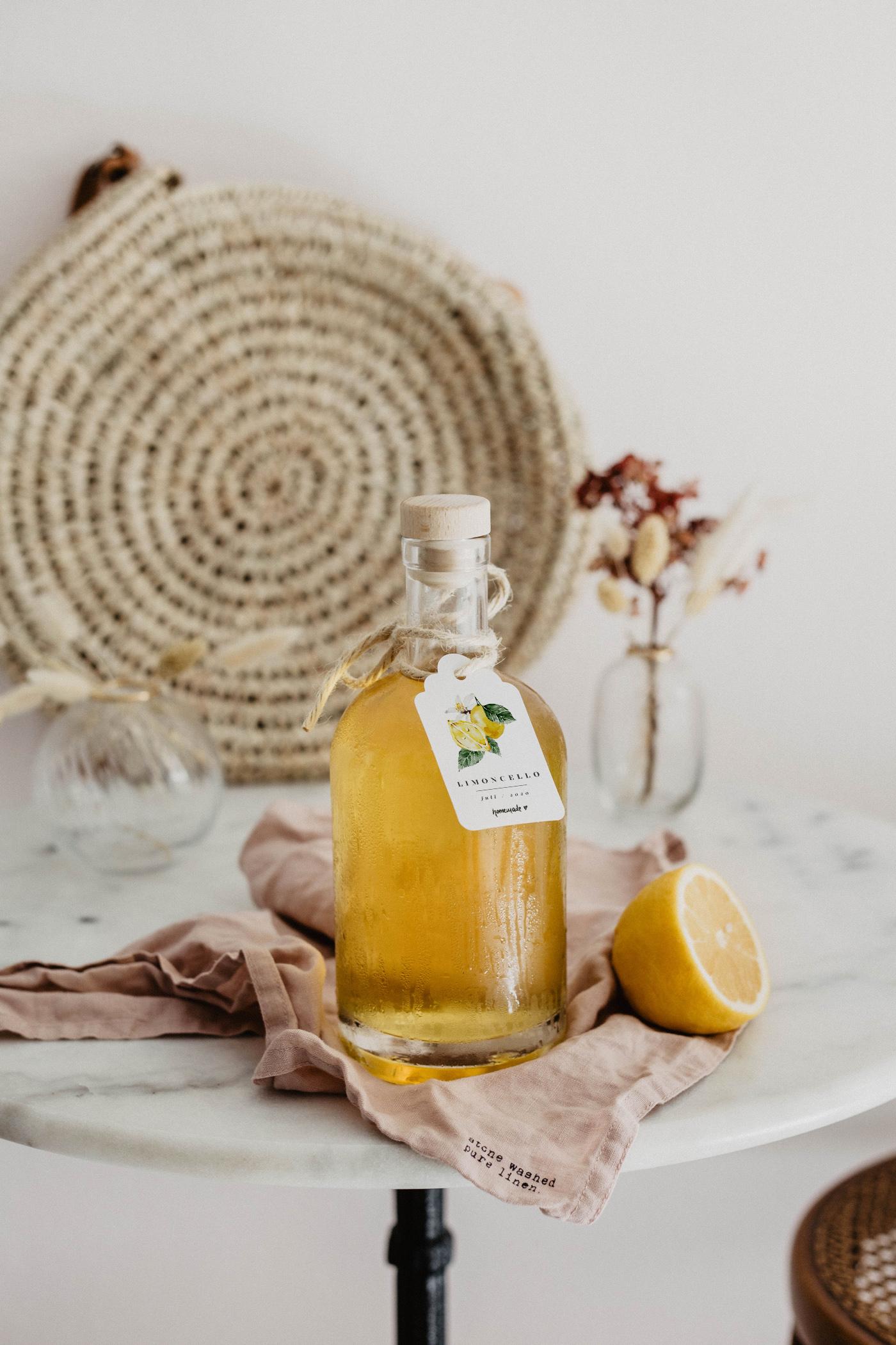 rezept limoncello selber machen